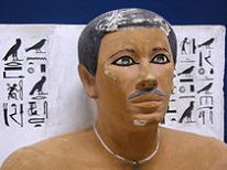 Rahotep - 4th Dynasty - Cairo Museum